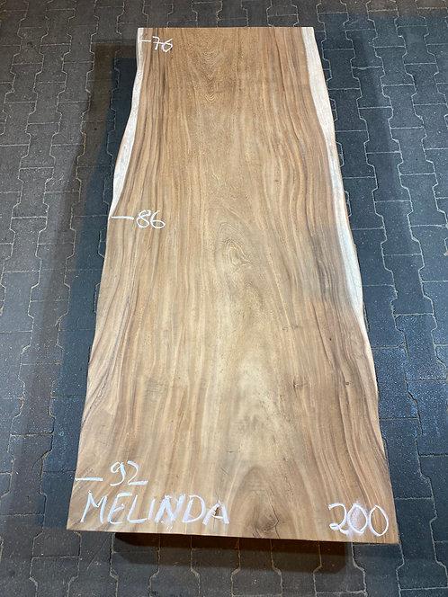Baumstamm-Tisch Melinda