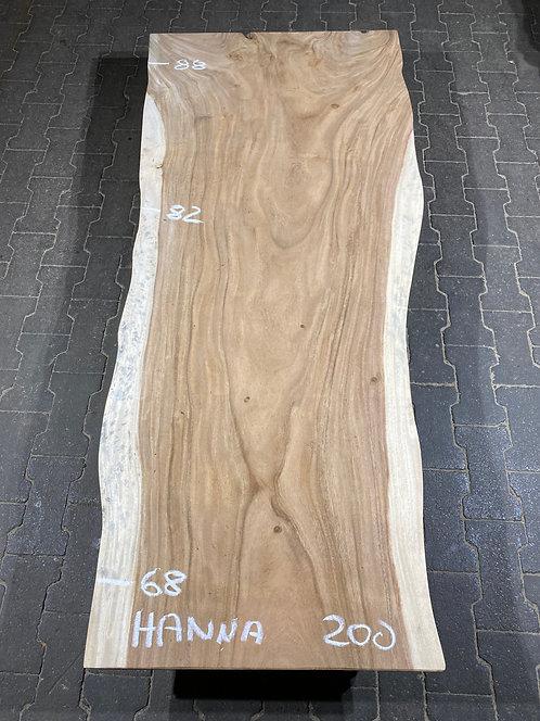 Baumstamm-Tisch Hanna