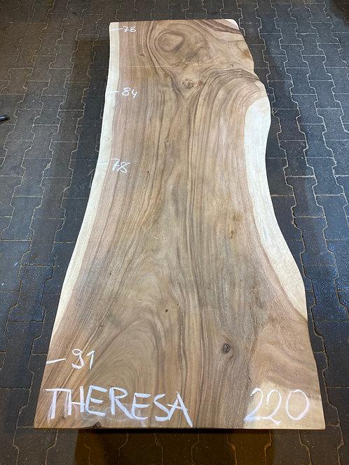 Baumstamm-Tisch Theresa