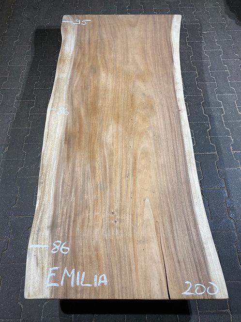 Baumstamm-Tisch Emilia