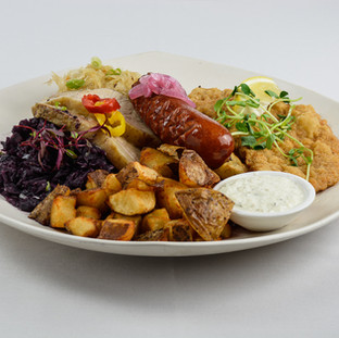 Bohemian Plate (for two)