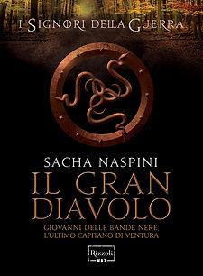 IL GRAN DIAVOLO - Sacha Naspini