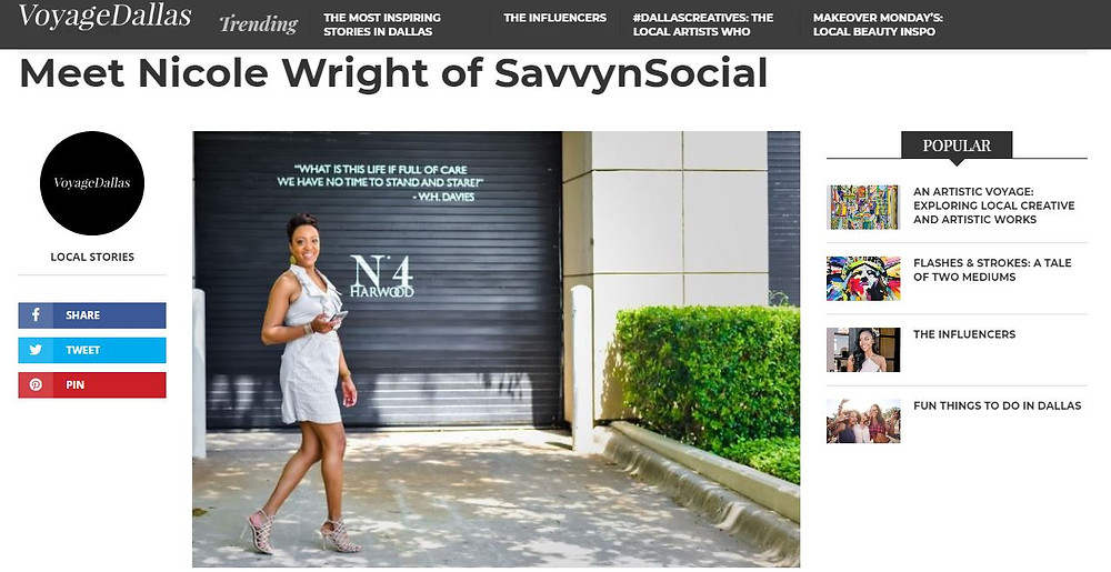 Read the Article about SavvynSocial