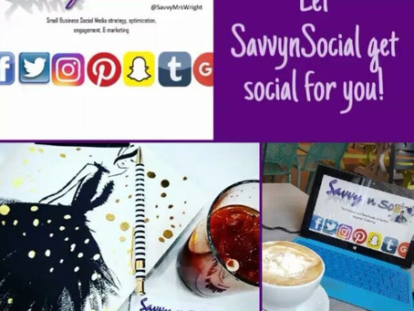 SavvynSocial 2017 Client Review