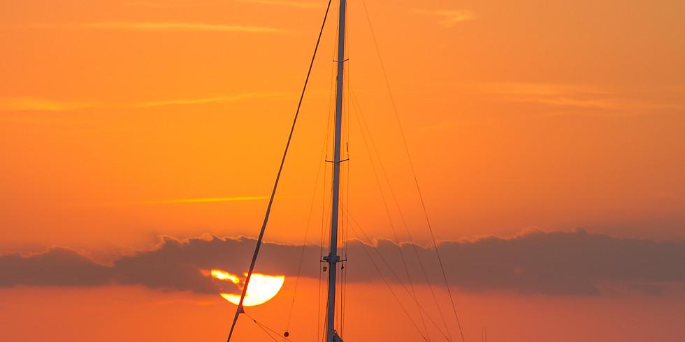 Sunset Cruise Fundraiser with Bud Stonebraker