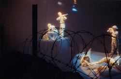 Soldiers sculptured figures