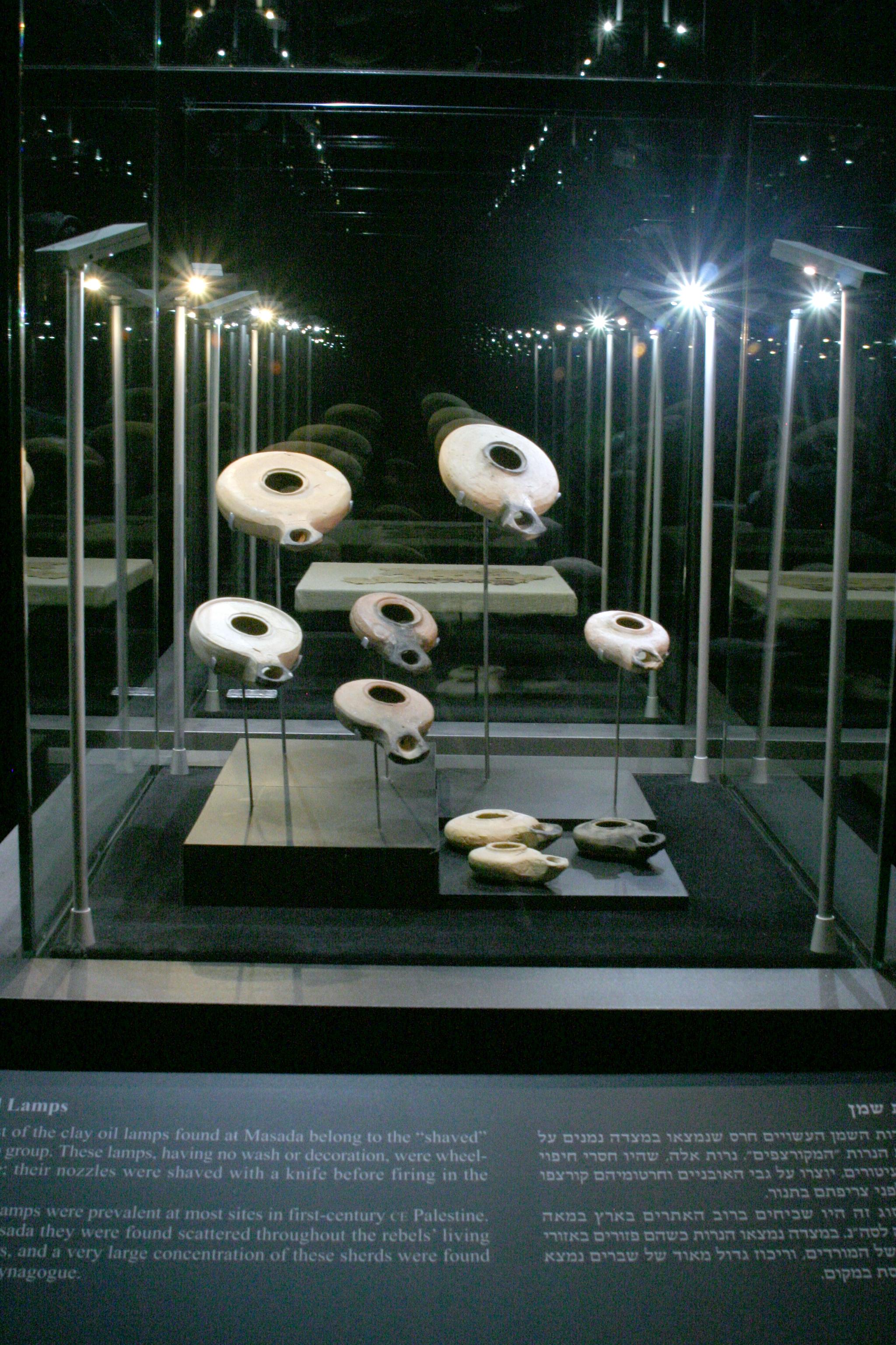 Archaeological display