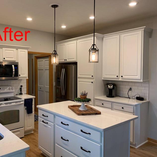 Kitchen Remodel Sun Prairie