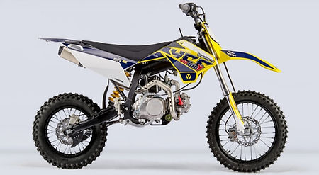 BIGY 150 MXE