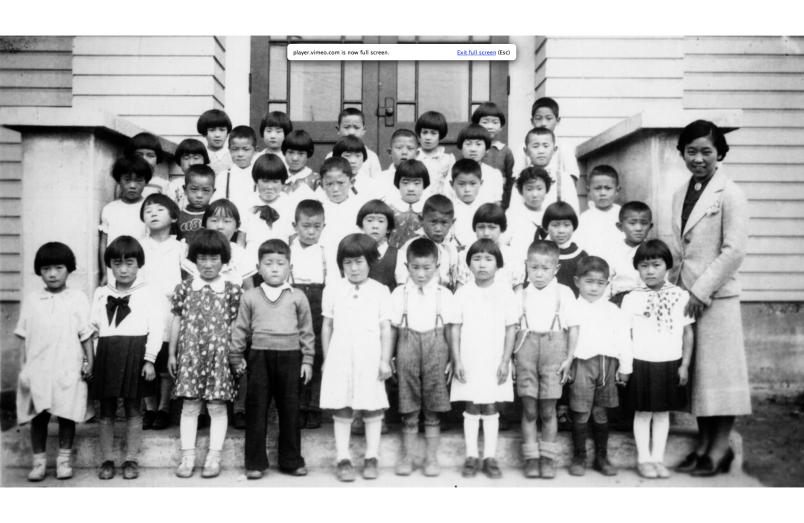 Steveston Japanese School Courtesy of Richmond Archives.
