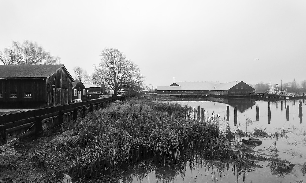 Photo of Britannia Shipyards National Historic Site by Tracie Stewart (ARTCi)