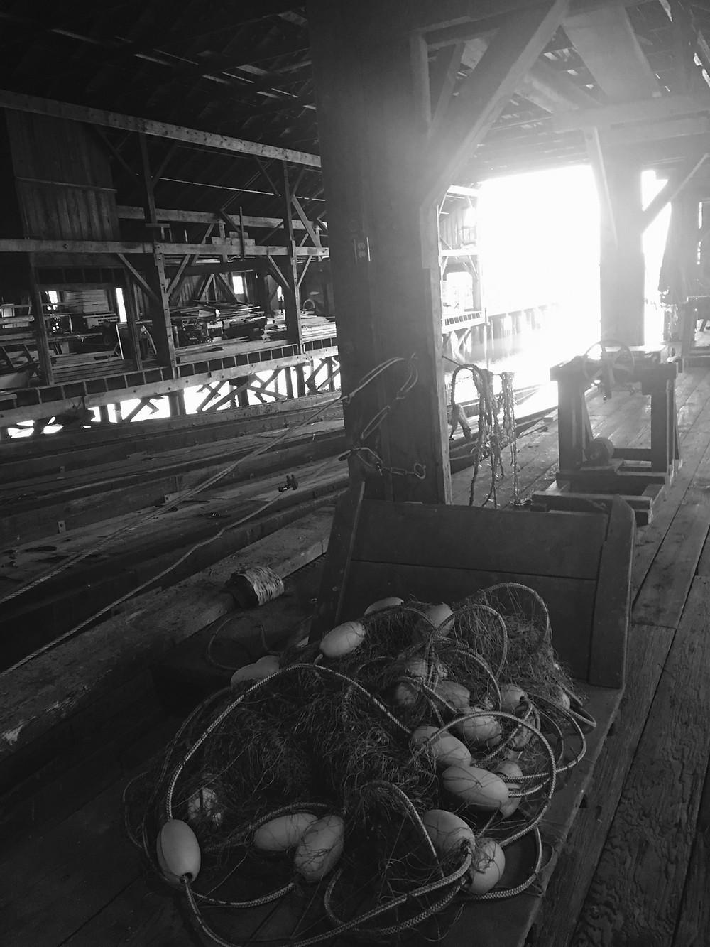 Photo taken at Britannia Shipyards National Historic Site