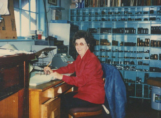 Doris Forsyth: Britannia's Bookkeeper and Only Female Stockman