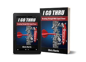 I Go Thru Book Chris Harris Resilient Ex