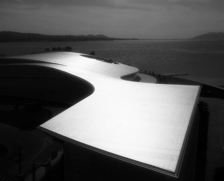 山陰に数多くの名建築を残した建築家・菊竹清訓をテーマとした企画展が島根県立美術館で開催中