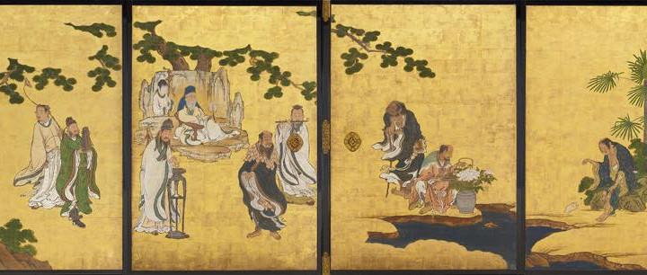 日本絵画の秀逸なコレクションを誇るミネアポリス美術館の名品がそろう「ミネアポリス美術館 日本絵画の名品」が4月14日からサントリー美術館で開幕