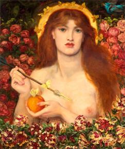 ロセッティの女神を見に行こう! 3月14日から三菱一号館美術館で「ラファエル前派の軌跡展」開催