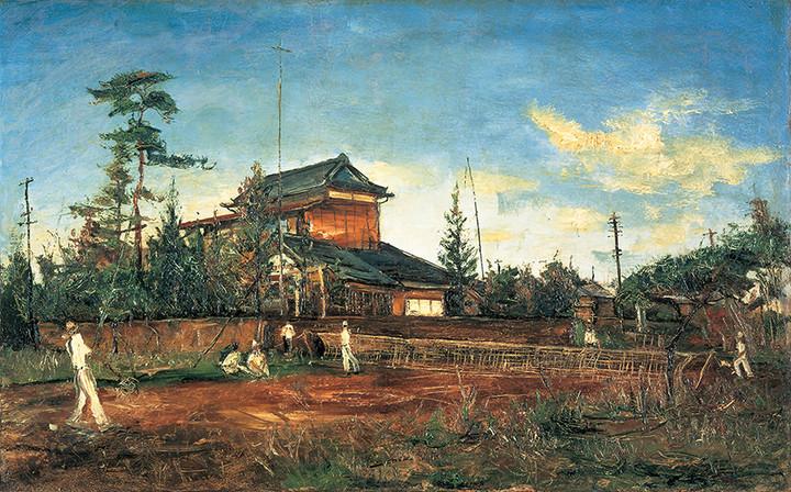 東京と沖縄に花開いたアトリエ村を総合的に紹介する東京では初の展覧会が板橋区立美術館で2月24日から開幕