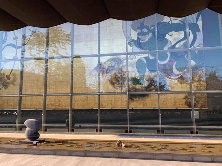 新年最初に箱根の岡田美術館と彫刻の森美術館へ