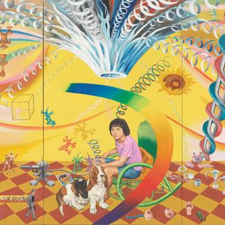 絵画も漫画もイラストも! タイガー立石の過去最大規模の個展「大・タイガー立石展 POP-ARTの魔術師」が4月10日から千葉市美術館でスタート