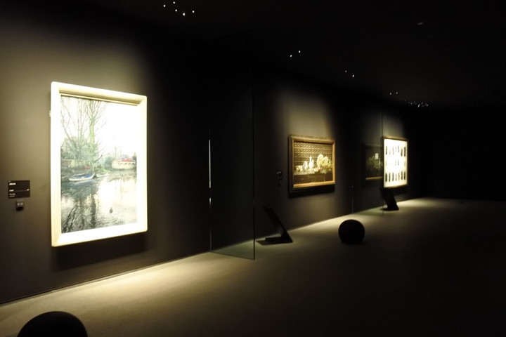 現代写実画家が描きおろした100号以上の大作が並ぶ、ホキ美術館で「第3回 私の代表作展」が開催中