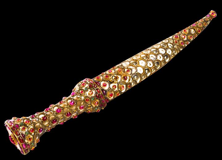 オスマン帝国の美意識を極めたトプカプ宮殿の名宝約170点が来日