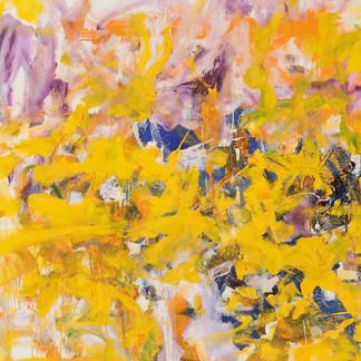 エスパス ルイ・ヴィトン大阪、オープン記念としてジョアン・ミッチェルとカール・アンドレの「Fragments of a landscape (ある風景の断片) 」展を2月10日より開催