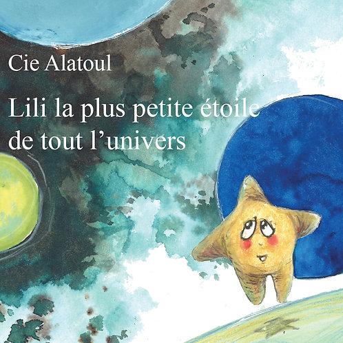 CD Lili la plus petite étoile tout l'univers