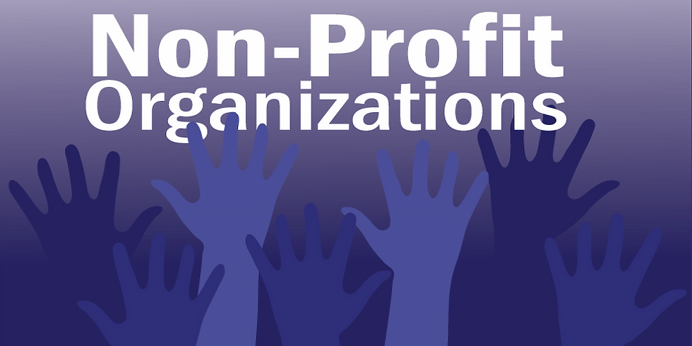 Learn how to start a non-profit and how to find resources for your cause