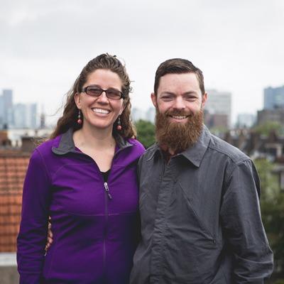 Daniel & Paula Loucks