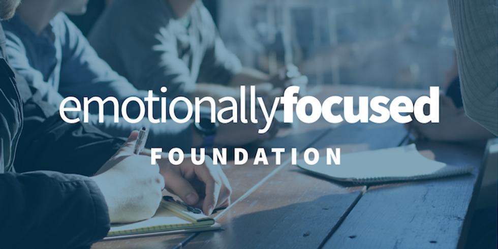 Emotionally Focused: Foundation Intensive Online Retreat