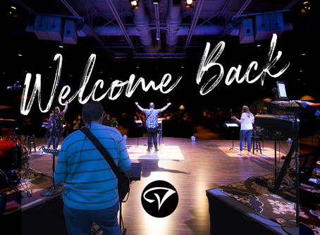 In Person Services on Sunday at CVVC!