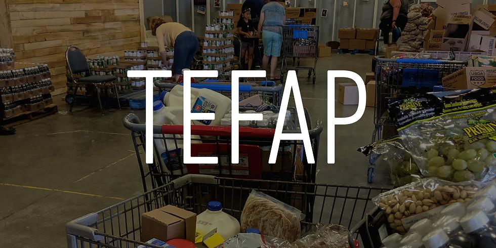 Food Distribution & Volunteer Opportunity