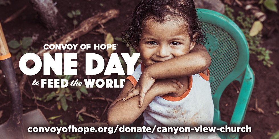 Convoy of Hope One Day to Feed the World
