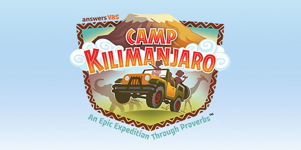 Camp Kilimanjaro VBS
