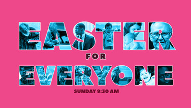 Share this graphic if you will be inviting to the E4E Sun 9:30am service