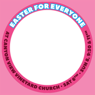 GO to Facebook, click on your profile picture, click add frame, search cvvc easter!
