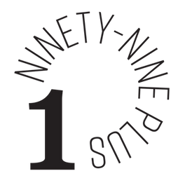ninety nine plus one logo_black-01 (1).p