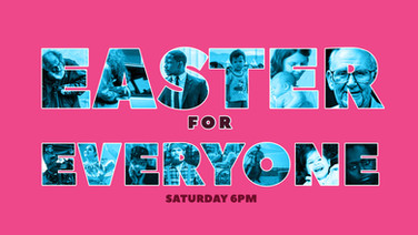 Share this graphic if you will be inviting to the E4E Sat 6 pm service