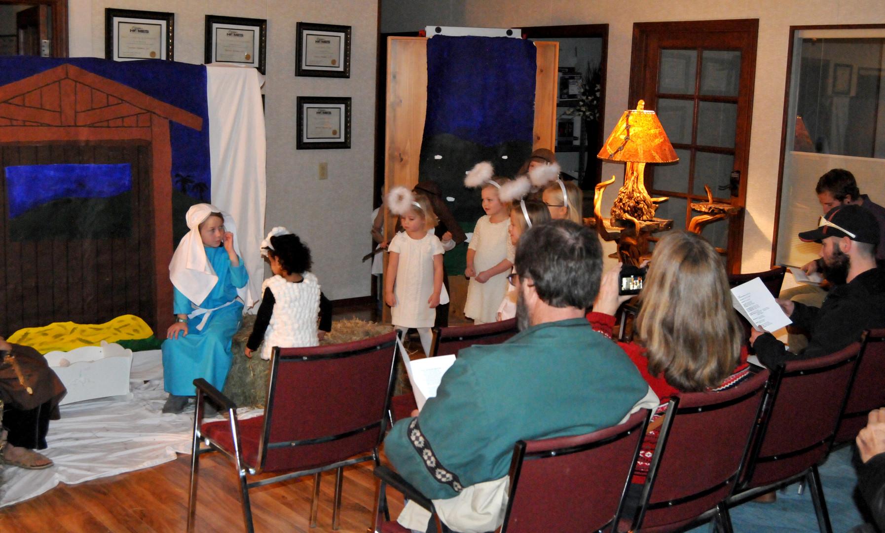 2016 Nativity Play