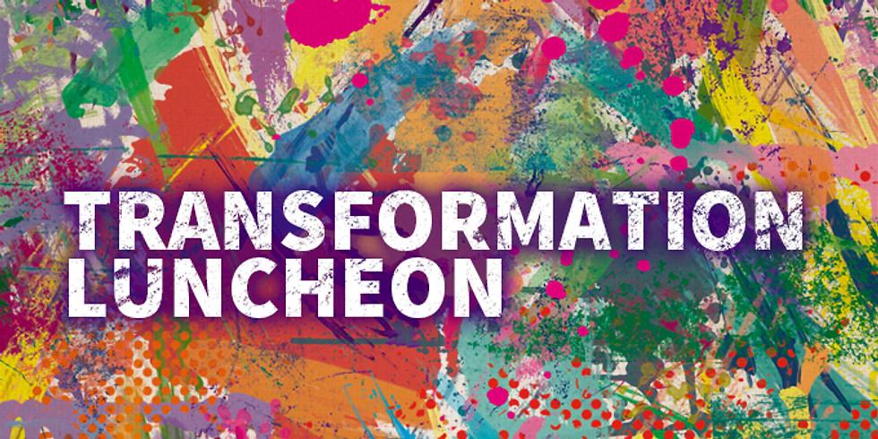 Transformation Luncheon