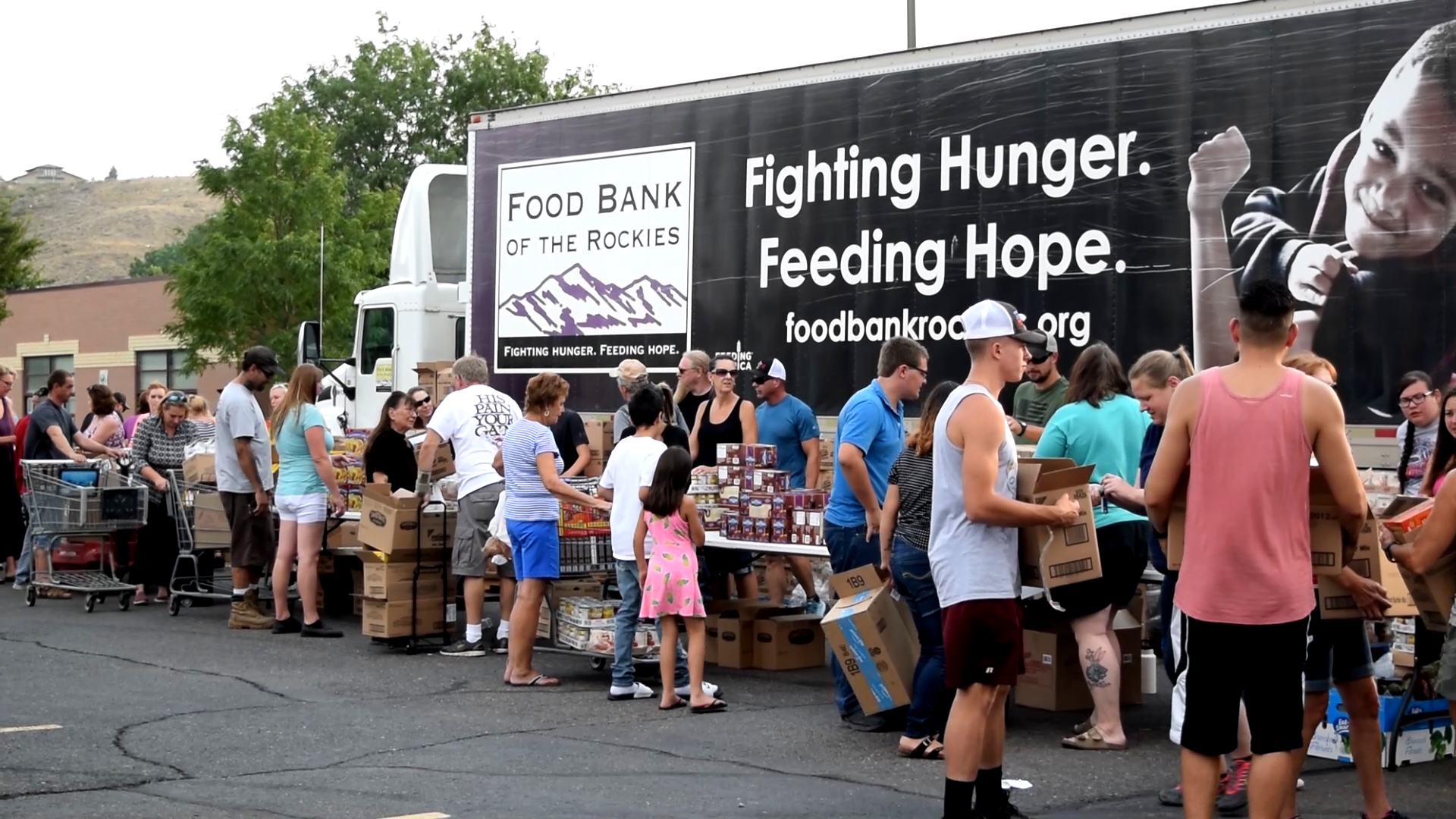 Food Distribution & Outreach