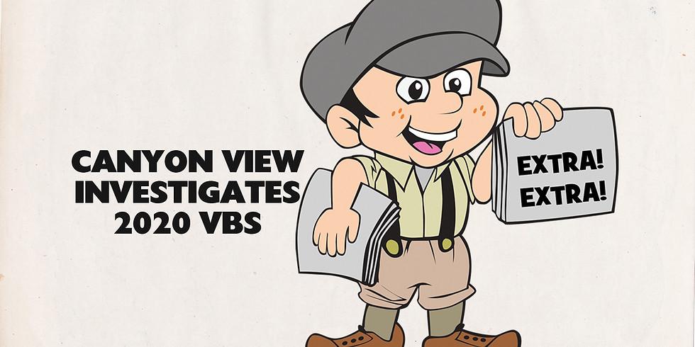 Vacation Bible School (VBS)