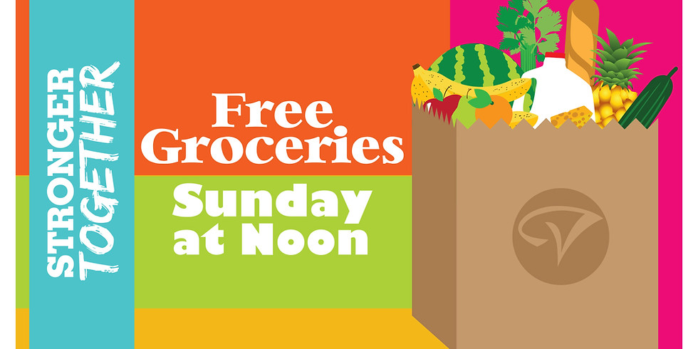 Stronger Together Grocery Giveaway
