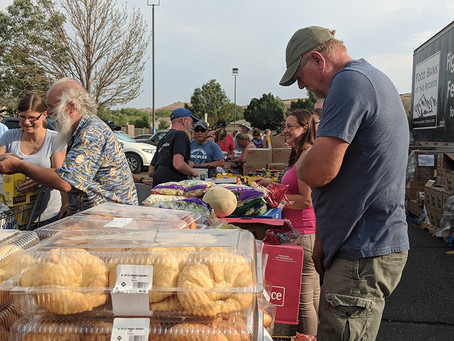 Emergency Food Shelter - A Message from Pastor Kirk