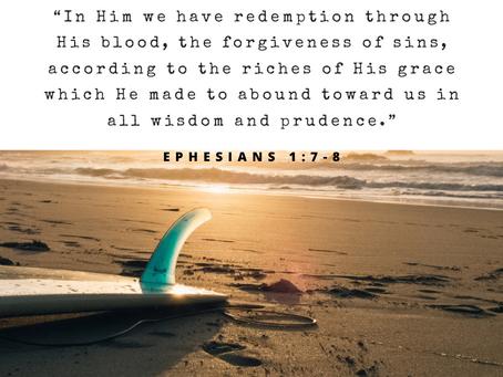 Ephesians 1:7-8