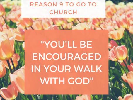 Reason #9 To Go To Church
