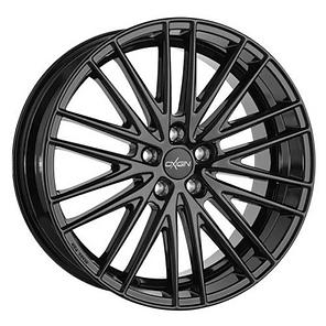 Tesla 3 - velg Oxiguin 19 Oxspore black.