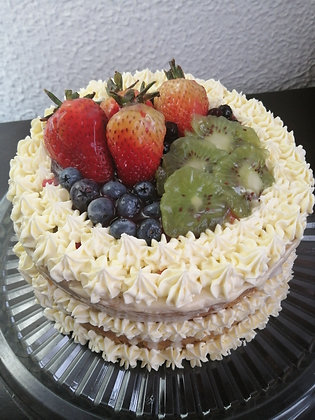 Torta de Tres Leches (8 porciones)