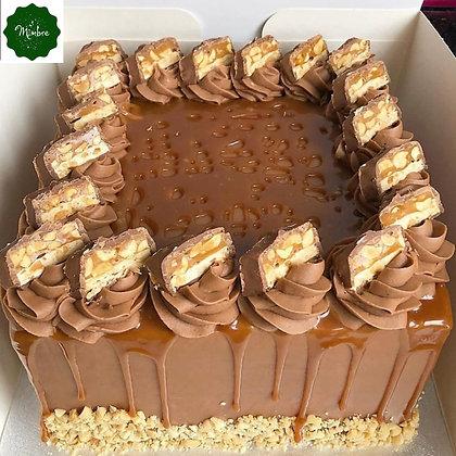 Torta de Snickers (12 porciones)